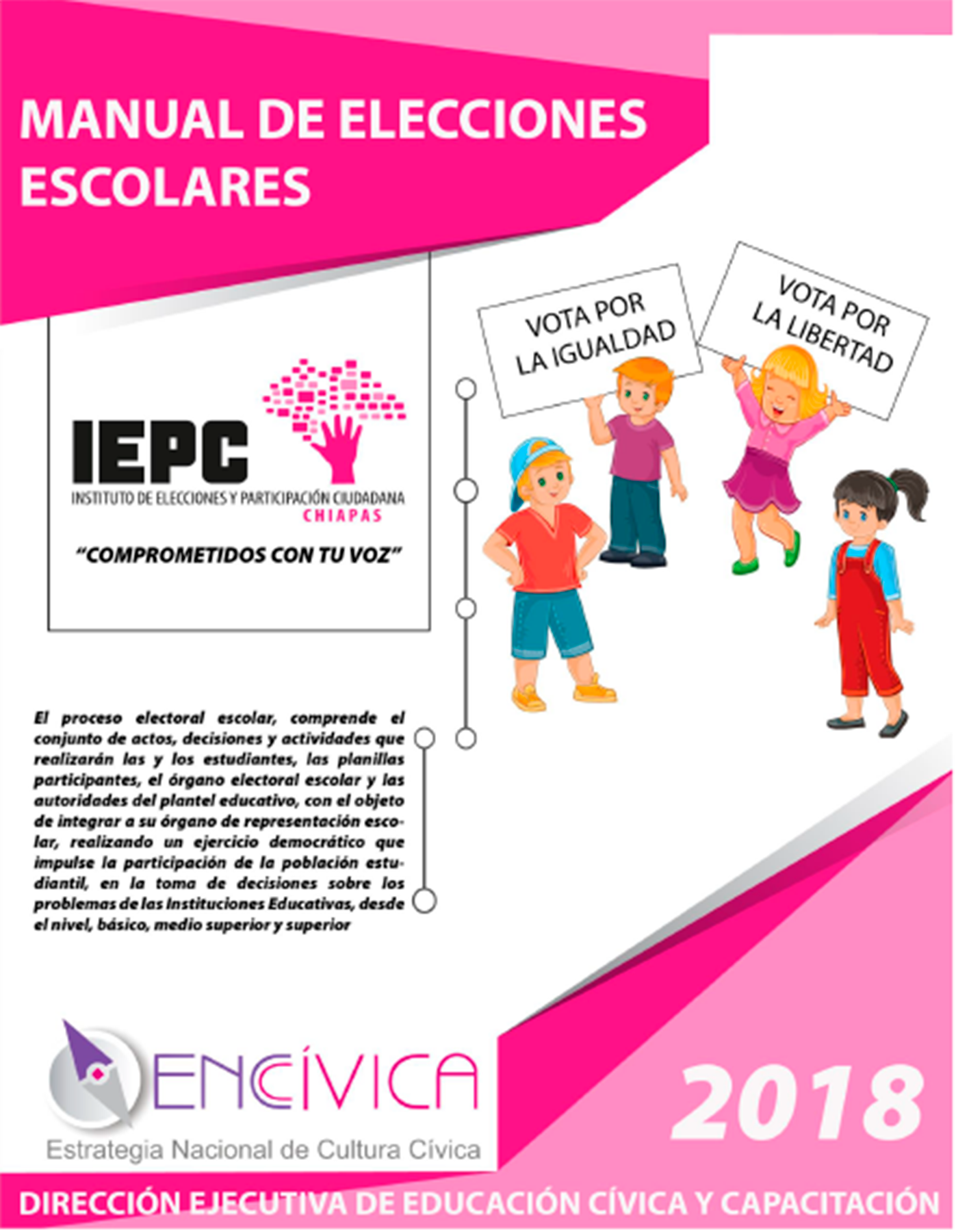 Manual Elecciones Escolares