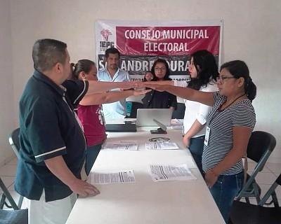 INSTALA IEPC CONSEJOS MUNICIPALES ELECTORALES PARA LA ELECCIÓN EXTRAORDINARIA