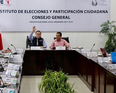 IEPC CUMPLE CON RESOLUCIONES DEL TEPJF, ENTREGA CONSTANCIAS A PLANILLAS EN TAPILULA