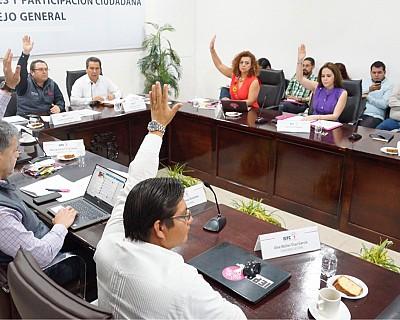 APRUEBA IEPC FINANCIAMIENTO PÚBLICO A PARTIDOS POLÍTICOS, PARA EL EJERCICIO PRESUPUESTAL 2019