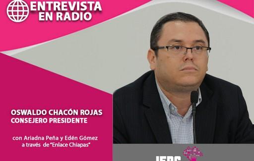 Entrevista Enlace Chiapas