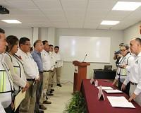 Instalan Unidad de Interna de Protección Civil en el IEPC