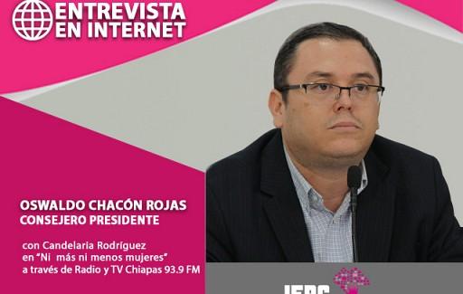 Entrevista con Candelaria Rodríguez