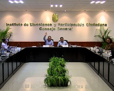 APLICA IEPC SANCIONES POR INCUMPLIMIENTO AL CÓDIGO DE ELECCIONES LOCAL