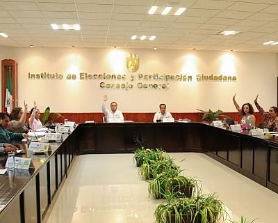 APRUEBA IEPC EL REGLAMENTO PARA ATENDER SOLICITUDES DE CONSULTAS INDÍGENAS EN MATERIA ELECTORAL