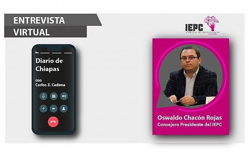Entrevista Diario de Chiapas